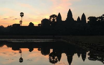 Viaje a Siem Reap, Camboya + Ruta por los templos de Angkor desde el amanecer