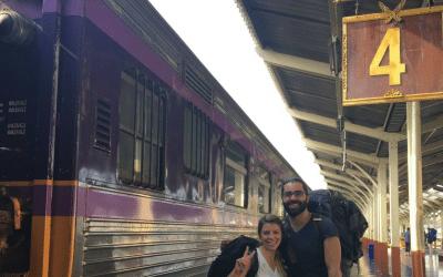Tren nocturno de Bangkok a Chiang Mai (Tailandia) ¿Merece la pena?