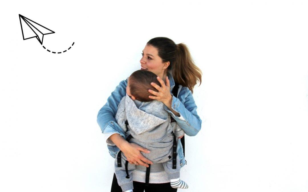 7 consejos para viajar con bebés en avión